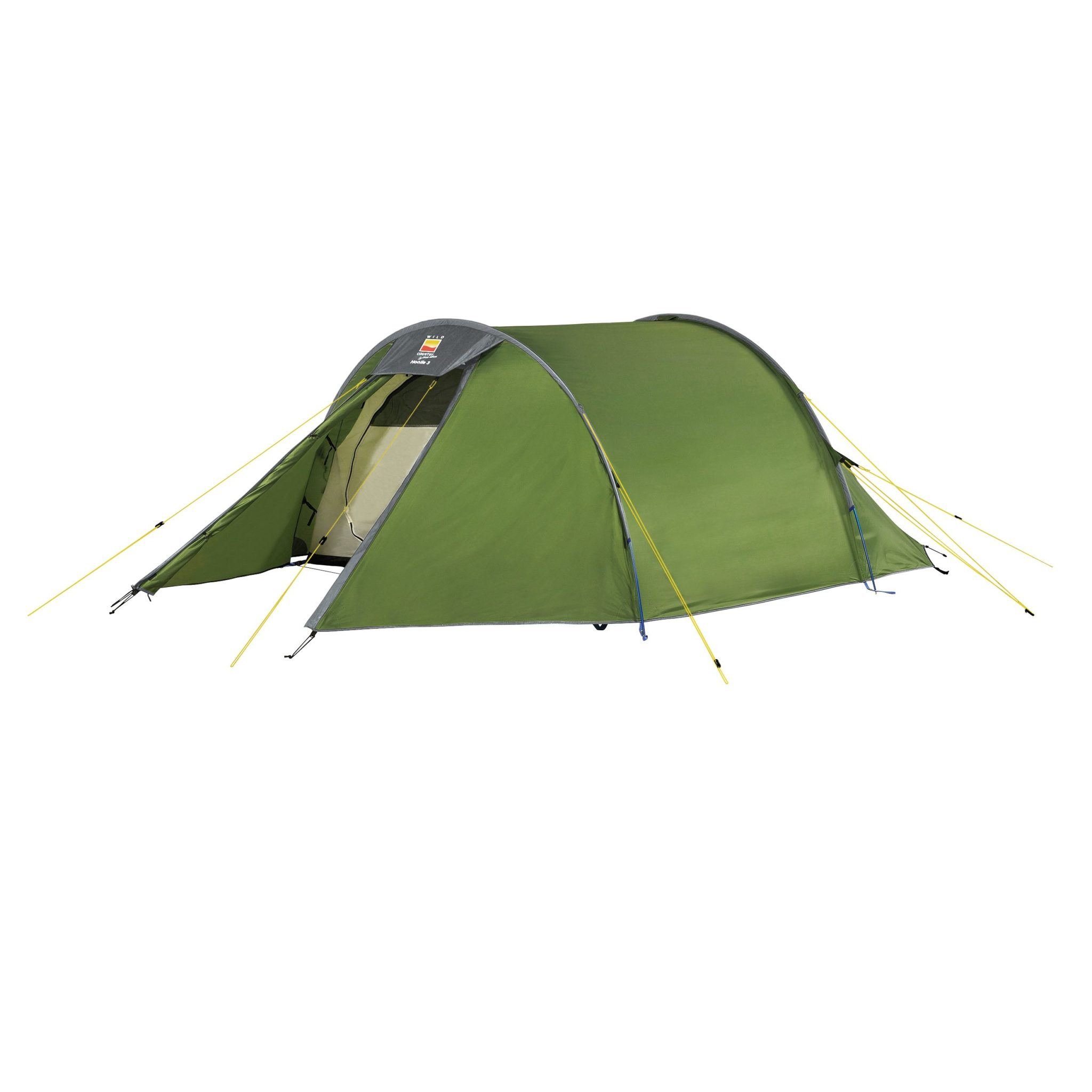 15 Best 3 Man Tents for Wild Camping in 2021 - Great ...